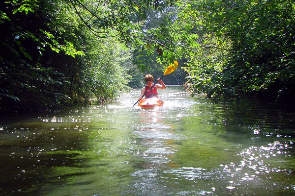 River Ouse Kayaking Trip for One at Hatt Adventures