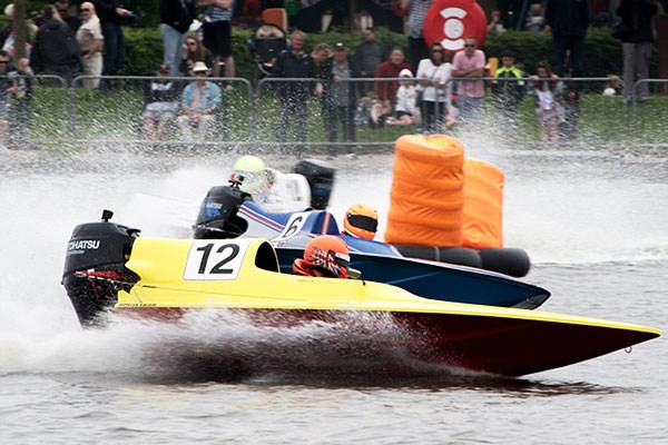 60 Minute GT Race Boat Experience for One