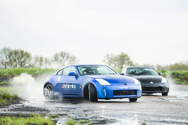 14 Lap Nissan 350Z Drifting Bronze Experience for One