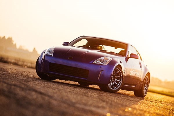 44 Lap Nissan 350Z Drifting Gold Experience for One