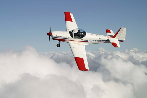 Aerobatic Flying Experience for One Person