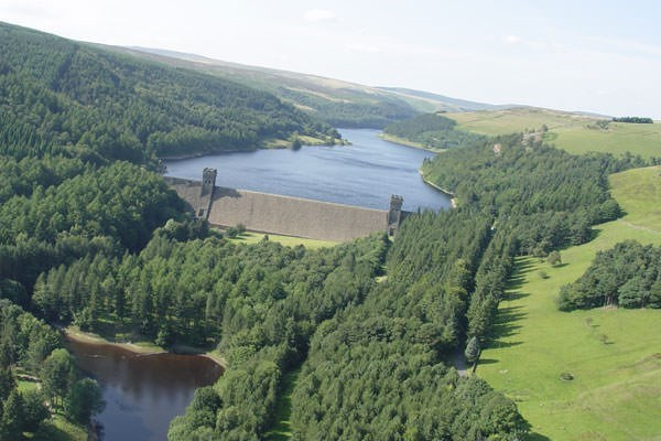 30 Minute Dambusters Helicopter Tour for One Person