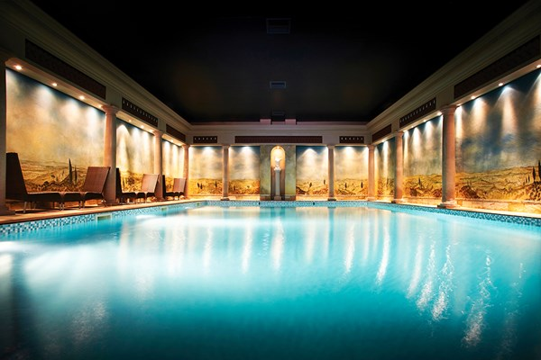 Spa Day with 25 Minute Treatment and Lunch or Afternoon Tea at Rowhill Grange for Two