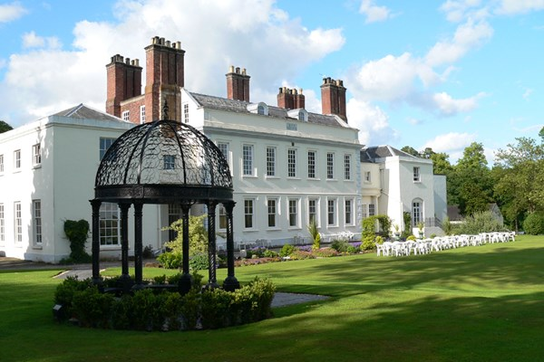 Spa Day with 25 Minute Treatment at Haughton Hall Hotel and Leisure Club for Two