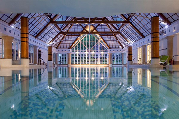 Champneys Spa Day with Lunch at Forest Mere for Two