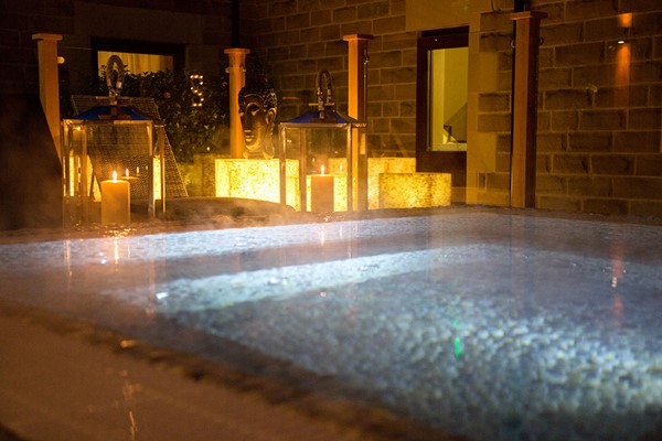 Twilight Spa Treat at Three Horseshoes Country Inn and Spa for Two