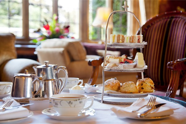 Afternoon Tea at Tylney Hall for Two