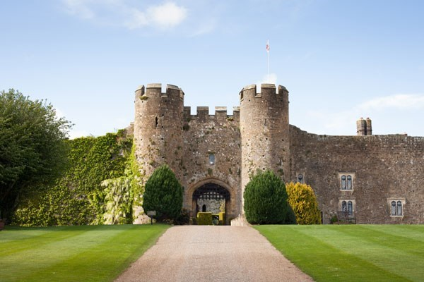 Champagne Afternoon Tea at Amberley Castle for Two