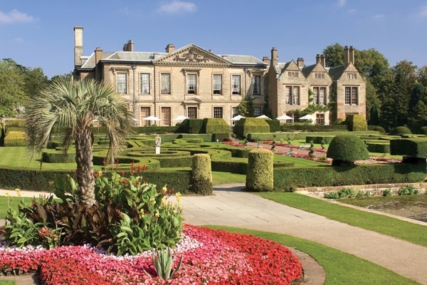 Banquet Dinner with Wine for Two At Coombe Abbey
