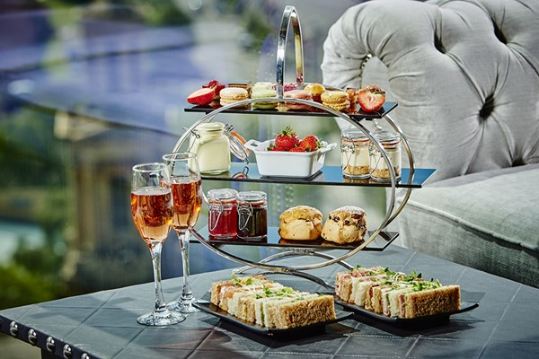 Champagne Afternoon Tea at Marco Pierre White Restaurant, Birmingham