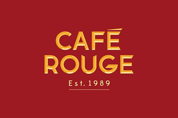 Three Course Meal and Sparkling Wine for Two at Café Rouge, Blackheath