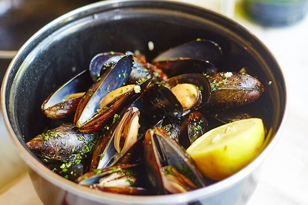Three Course Meal and Sparkling Wine for Two at Café Rouge, Brighton Marina