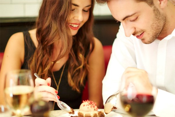 Three Course Meal and Sparkling Wine for Two at Café Rouge, Brindley Place