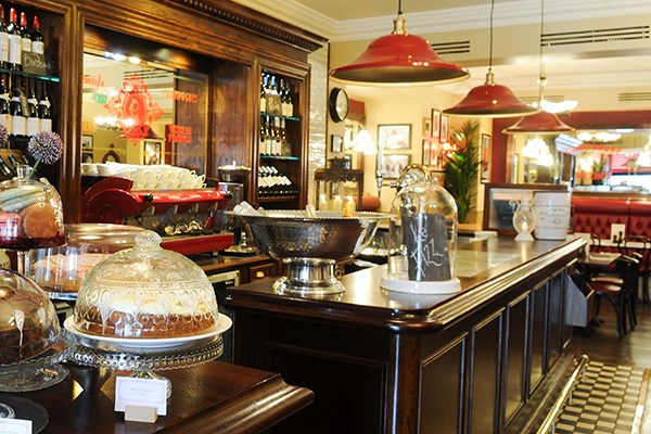 Three Course Meal and Sparkling Wine for Two at Café Rouge, Canterbury