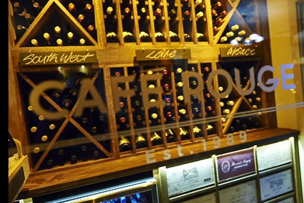 Three Course Meal and Sparkling Wine for Two at Café Rouge, Hertford