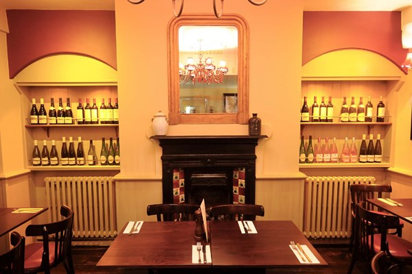 Three Course Meal and Sparkling Wine for Two at Café Rouge, Oxford