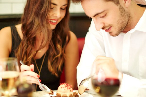 Three Course Meal and Sparkling Wine for Two at Café Rouge, Reading