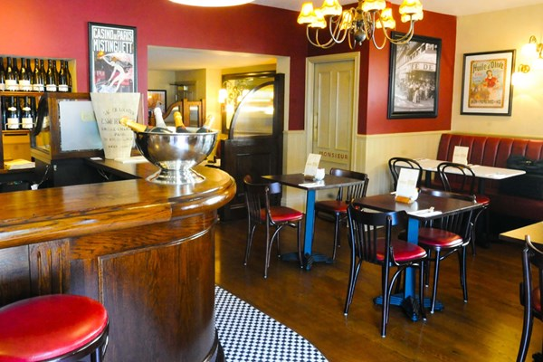 Three Course Meal and Sparkling Wine for Two at Café Rouge, Ruislip