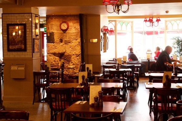 Three Course Meal and Sparkling Wine for Two at Café Rouge, Solihull