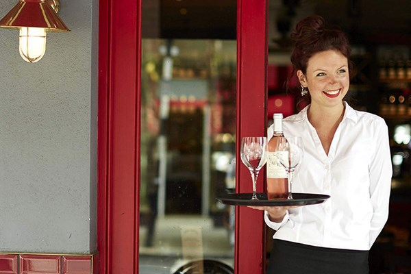 Three Course Meal and Sparkling Wine for Two at Café Rouge, Southgate