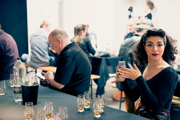 Whole Day Whisky School Experience at The Whisky Lounge for One