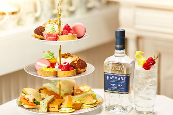 Gin Afternoon Tea at B Bakery London for Two