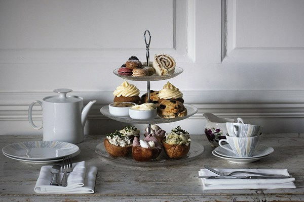 Afternoon Tea at Dartington Hall for Two