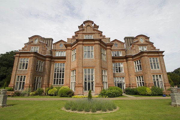 Afternoon Tea at Broome Park Golf and Country Club for Two