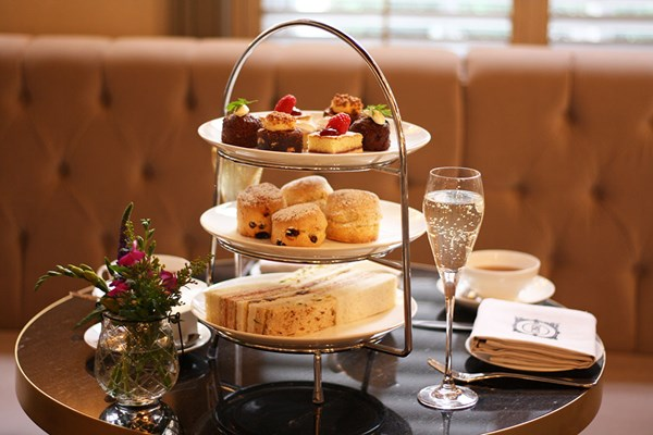 Traditional Afternoon Tea for Two at Dukes Hotel London