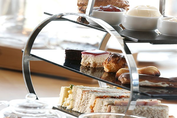 Champagne Afternoon Tea at The Sands Hotel Margate for Two