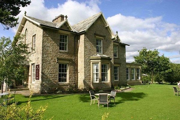 Afternoon Tea at the 5-star Yorebridge House for Two