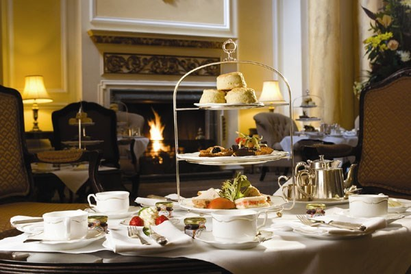 Afternoon Tea at The Grand Hotel for Two