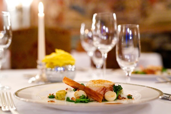 Three Course Dinner in The Wernher Restaurant for Two