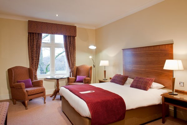 One Night Break for Two at Mercure Blackburn Dunkenhalgh Hotel and Spa