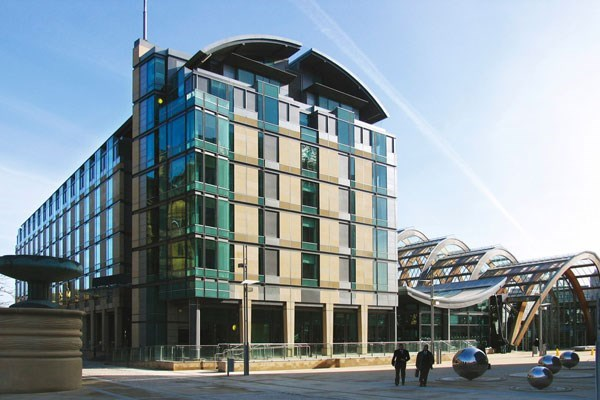 Overnight Stay and Dinner at Mercure Sheffield St Paul's Hotel for Two