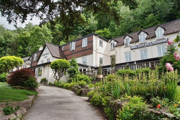 Two Night Break for Two at The Royal Lodge, Herefordshire