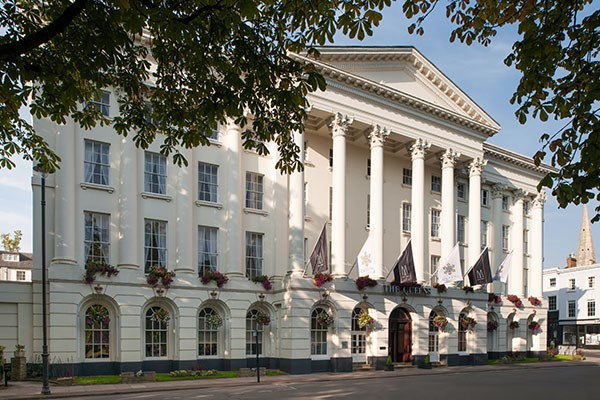One Night Stay for Two at MGallery Queens Hotel Cheltenham