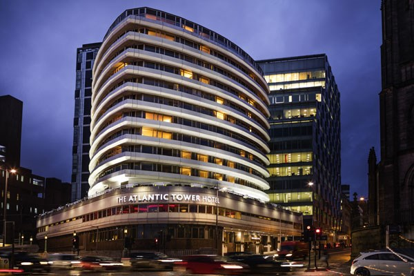 One Night Break at Mercure Liverpool Atlantic Tower Hotel
