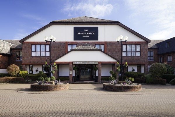 Two Night Stay at Mercure Dartford Brands Hatch Hotel