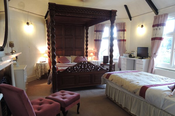 Two Night Break with Dinner for Two at Orchard House