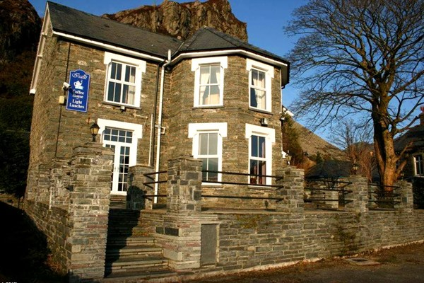 Two Night Stay for Two at Isallt Guest House