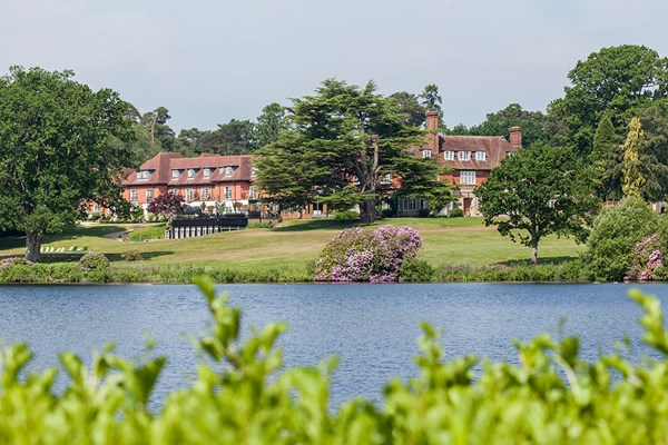 Champneys Overnight Spa Break with Lunch and Dinner at Forest Mere for Two