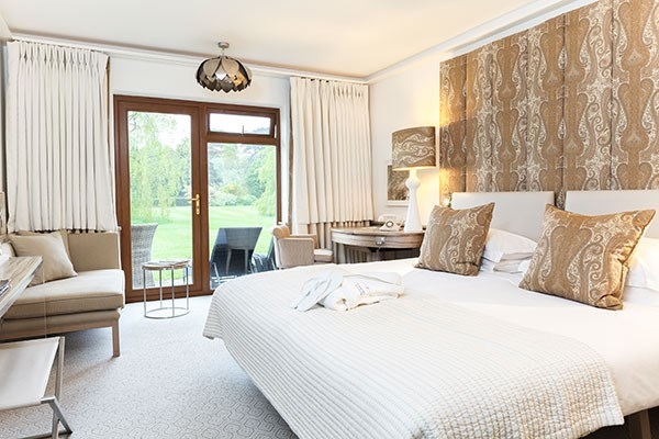 Champneys Overnight Spa Break with Lunch and Dinner at Tring for Two