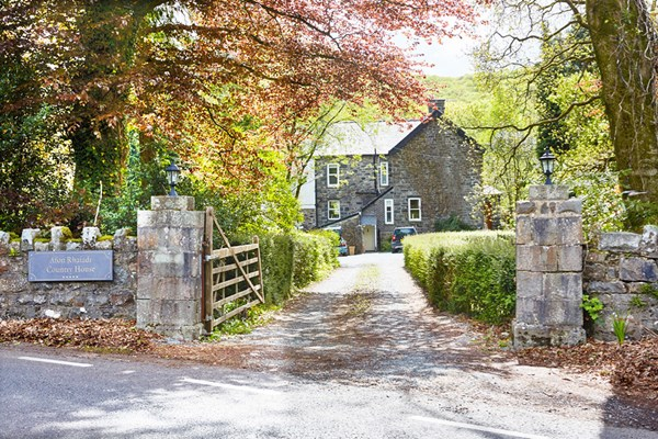 Two Night Getaway with Dinner for Two at Afon Rhaiadr Country House