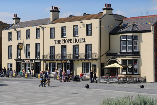 Two Night Break for Two at The Hope Hotel