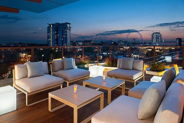 Luxury One Night Stay at H10 London Waterloo