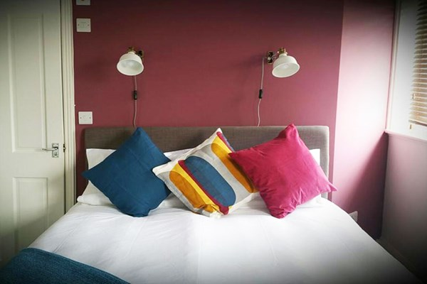 Two Night Break for Two at Cafe Guest House 34
