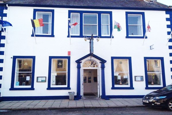 Two Night Break for Two at the Bank of Fleet Hotel