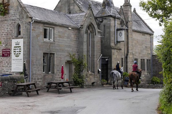 Two Night Hotel Break at The Hostelrie at Goodrich