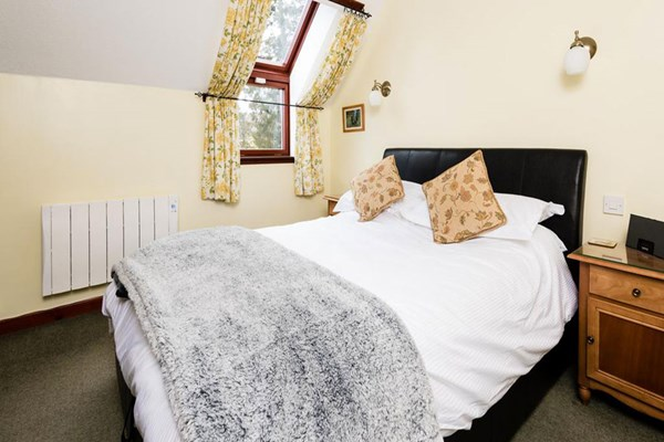 Two Night Hotel Break for Two at Crubenbeg House
